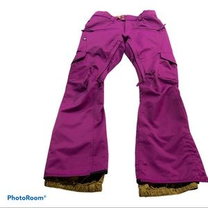 686 Mistress Insulated Snow Pants Tailored Fit XS